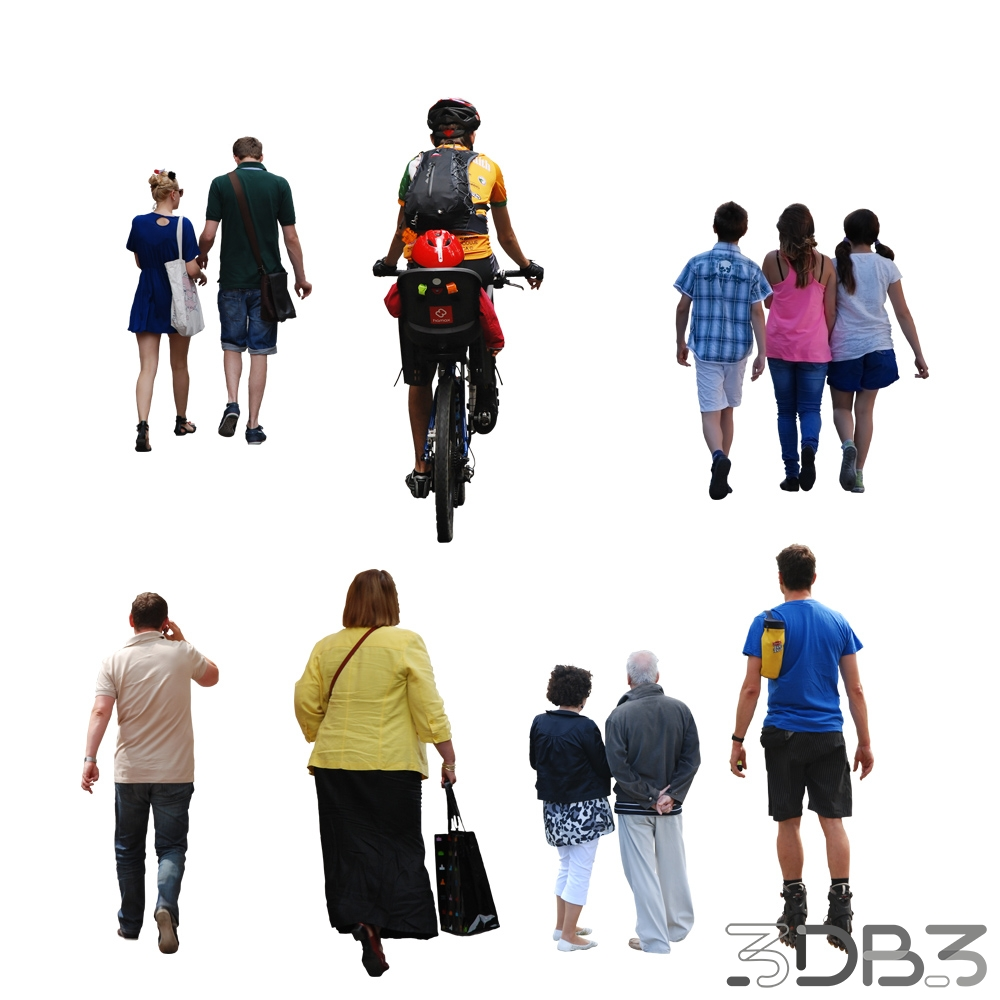 Cut Out Causal People v1