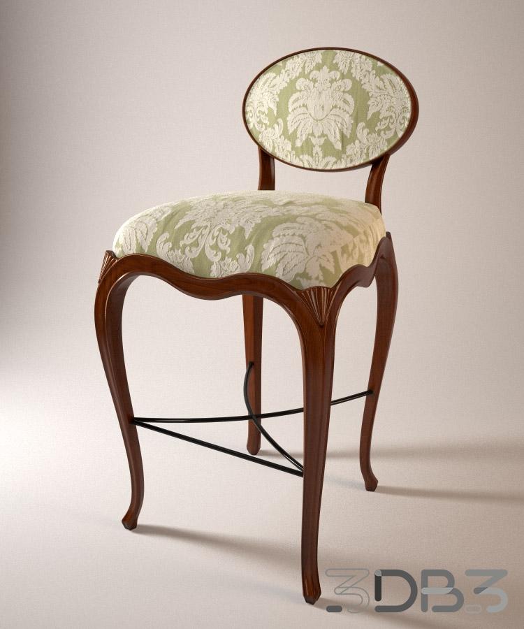 Classic bar stool