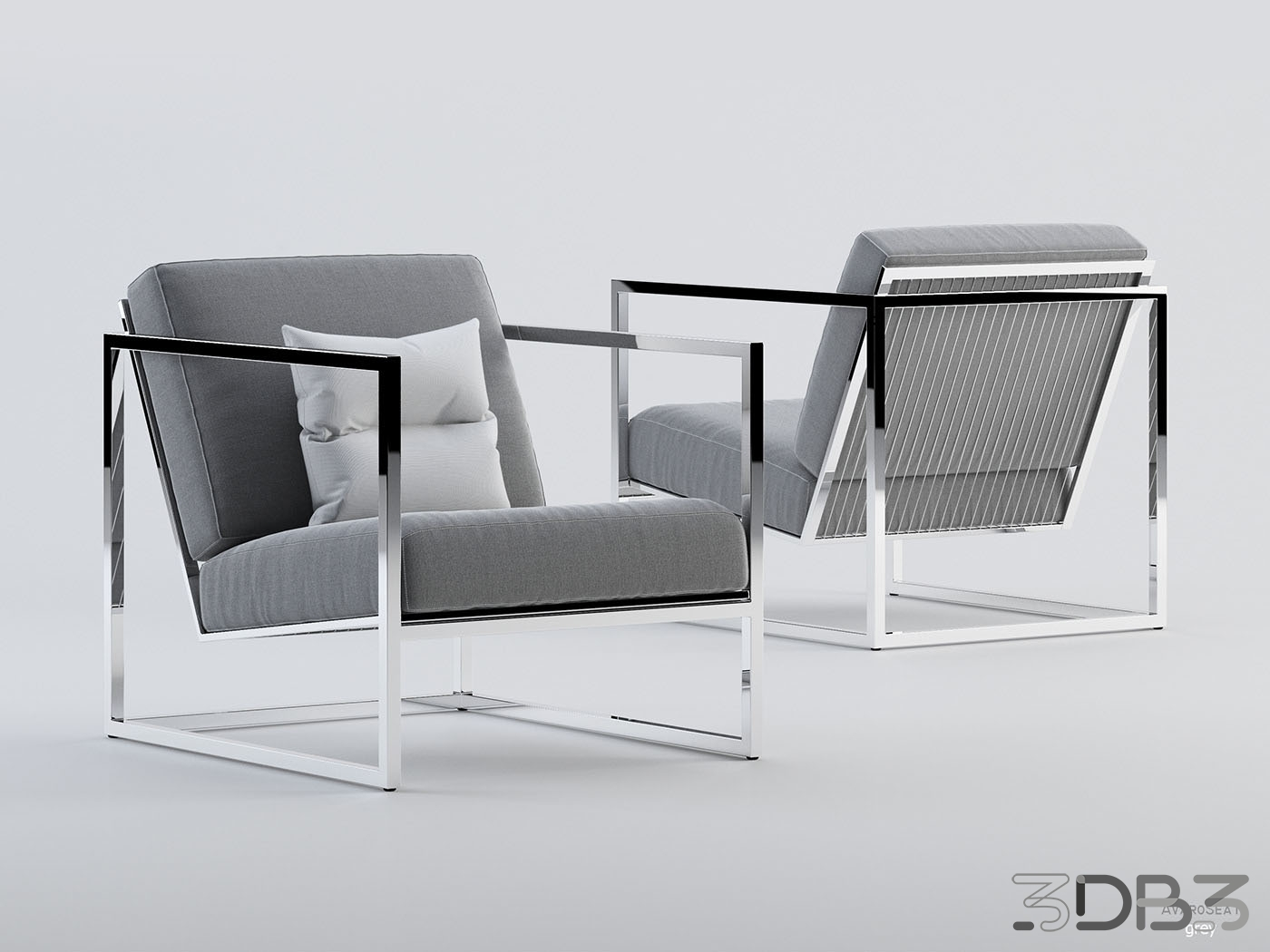 Avaro Seat Grey