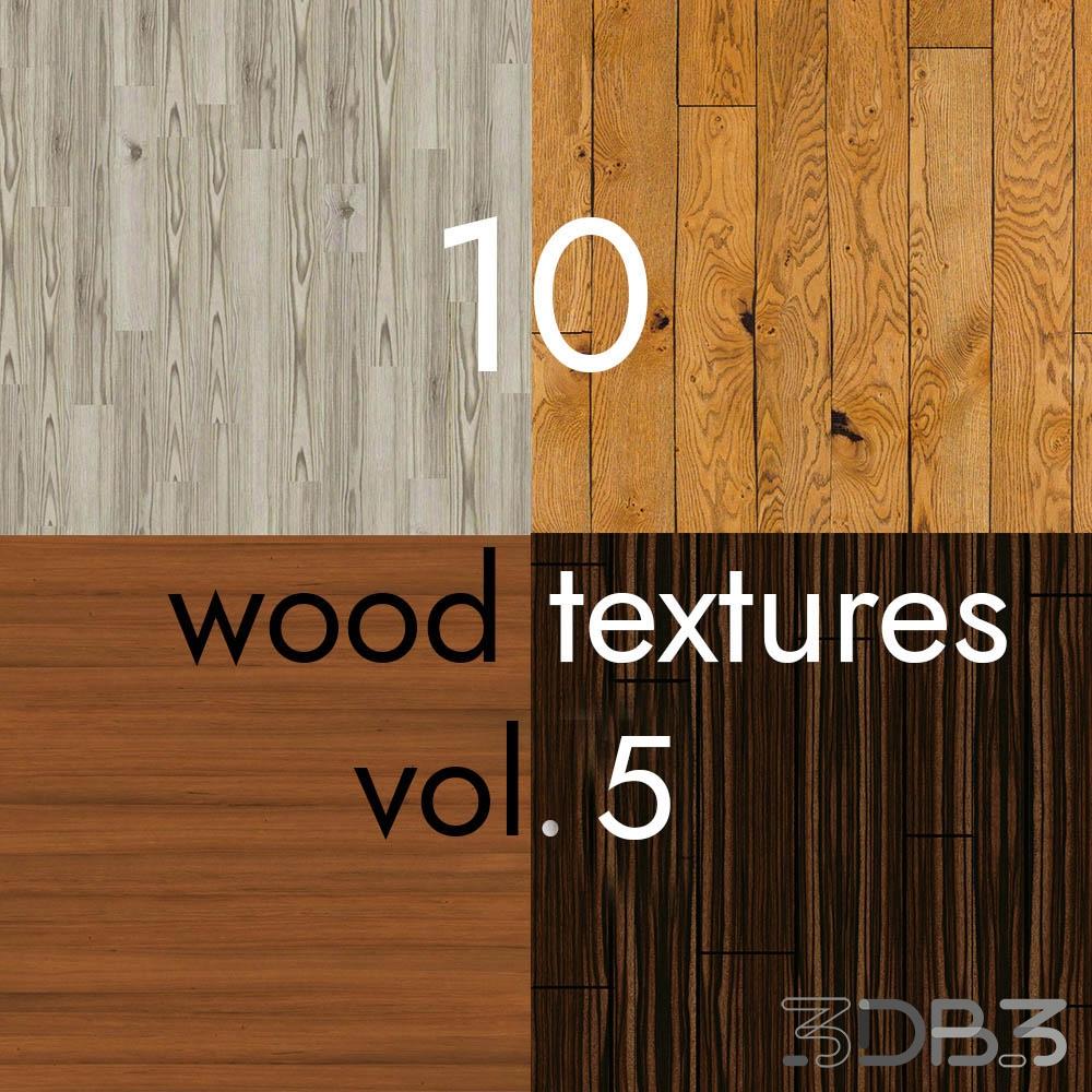 10 Wood Textures Vol.5