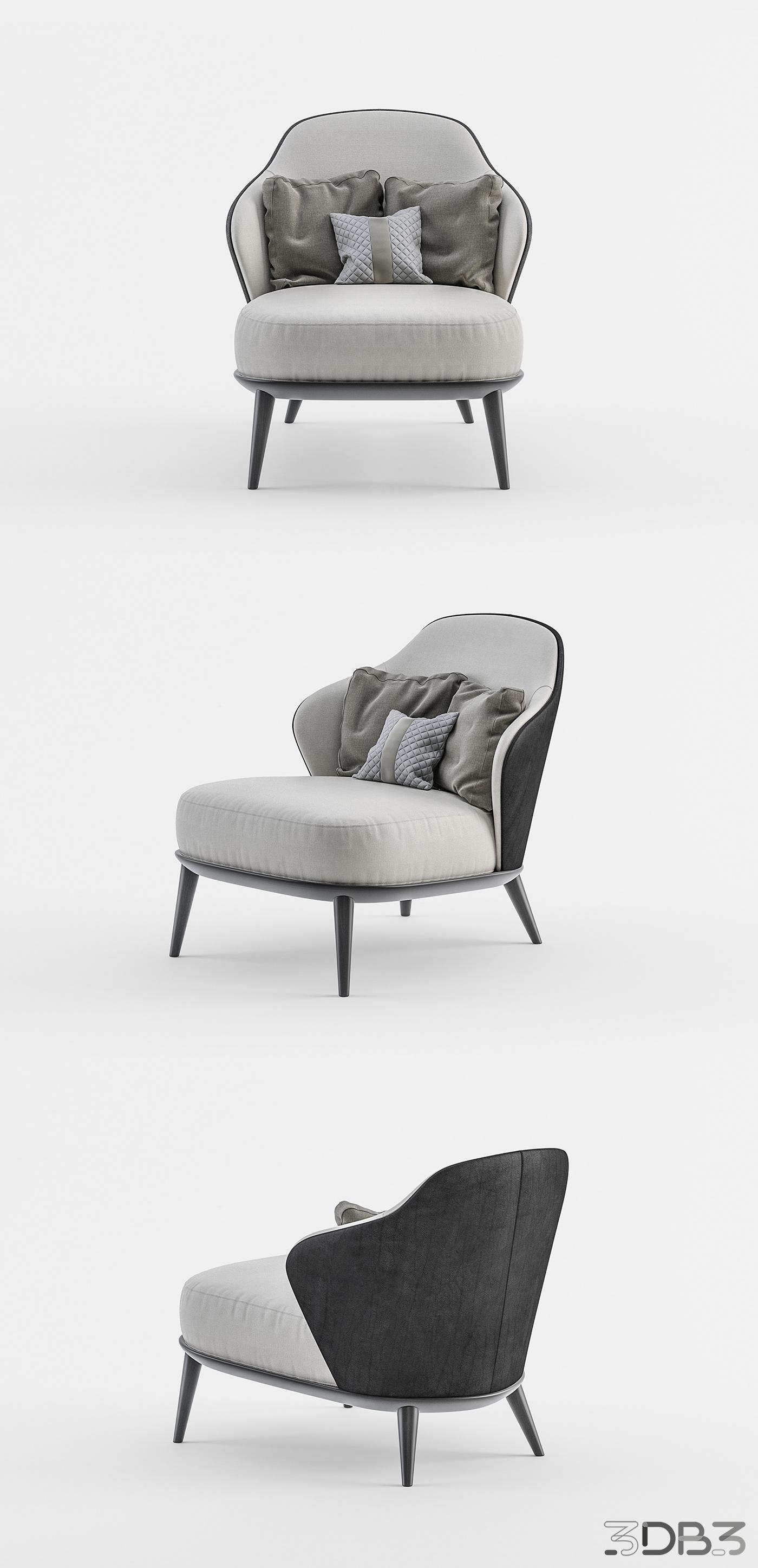 Donatella Arm Chair