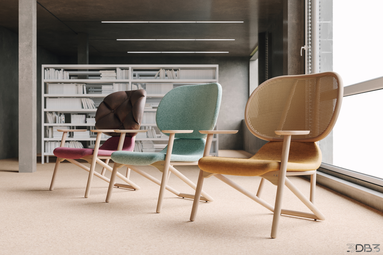 Klara Chair by Moroso