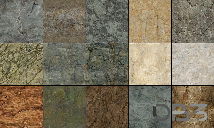 Tileable Textures Vol.8 Rock Textures