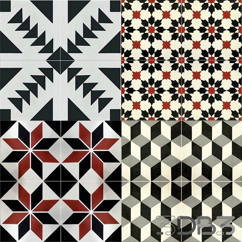 Tiles Interior Texture Vol.1