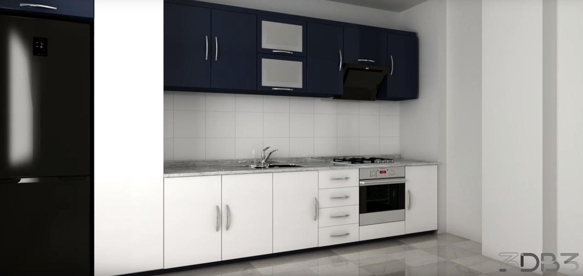 Kitchen Modeling Script V1