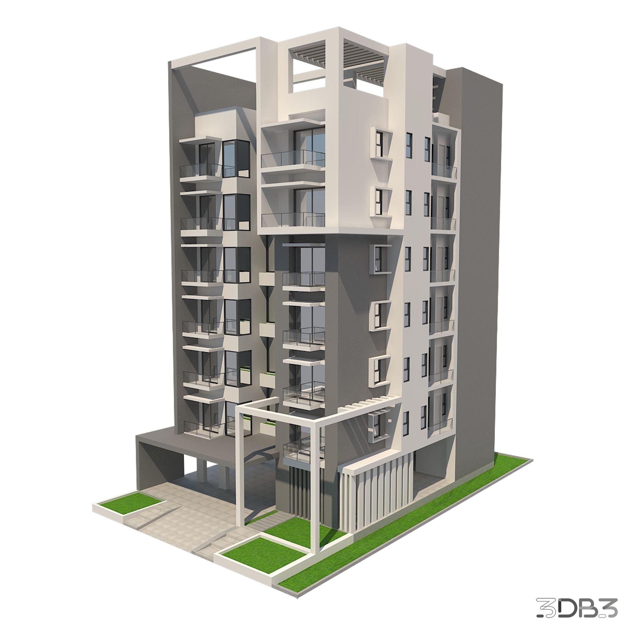 Building Design Software Freeware: Free 3D Model Download