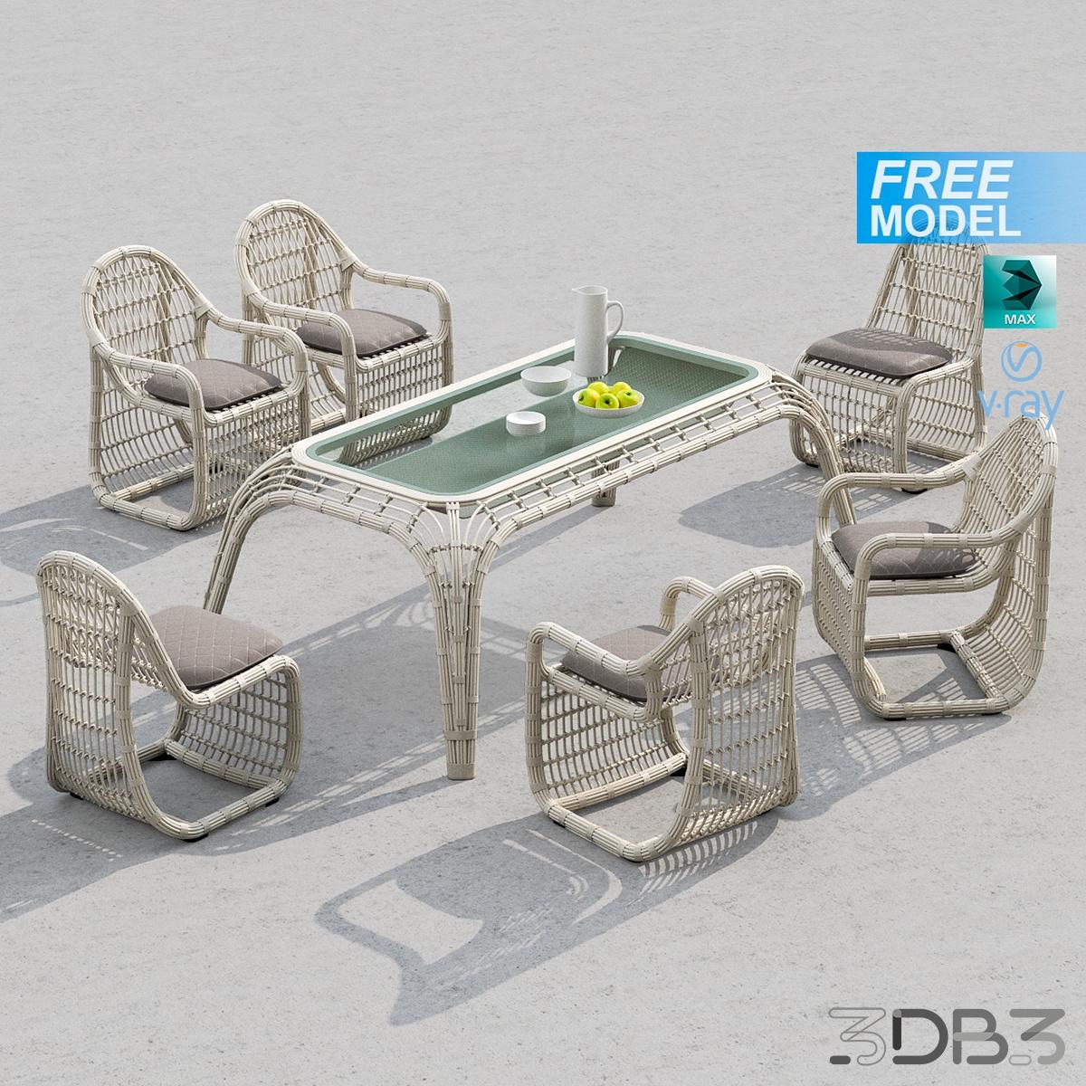 Free 3D model Higold fox
