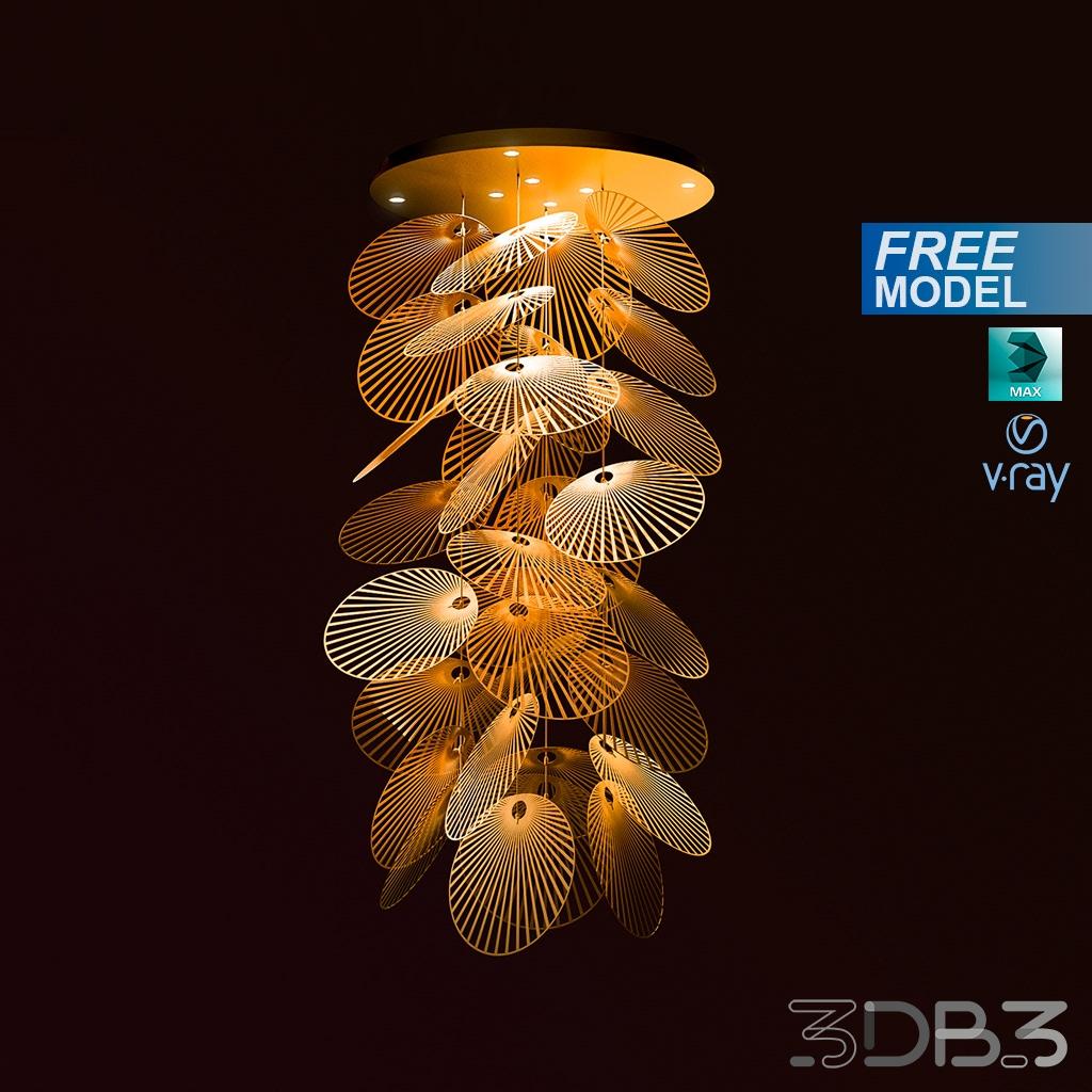Free 3d model Leaf by Luum