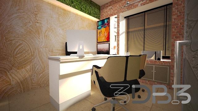 Office Design_Designing Studio